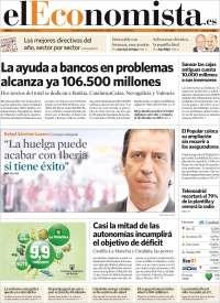 Diario EL ECONOMISTA 29 Noviembre 2012