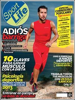 Revista Sport Life - Enero 2013 Adiós Barriga