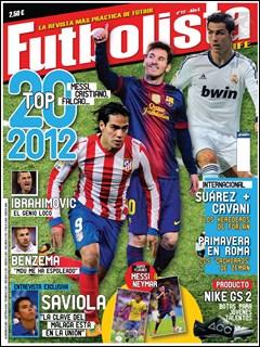 Revista Futbolista - Enero 2013