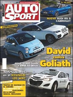 Revista Auto Sport - 19 Diciembre 2012