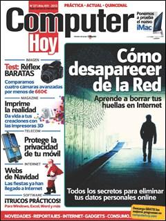 Revista Computer Hoy - Nº 371/21 Diciembre 2012
