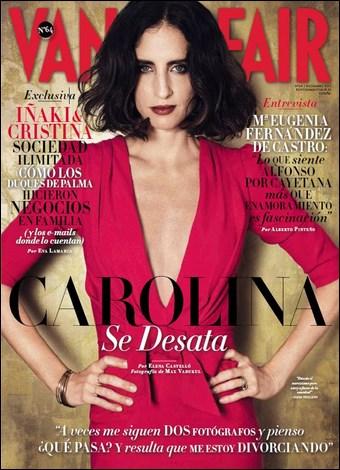 Revista VANITY FAIR - Diciembre 2013