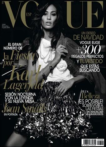 Revista VOGUE España Diciembre 2013