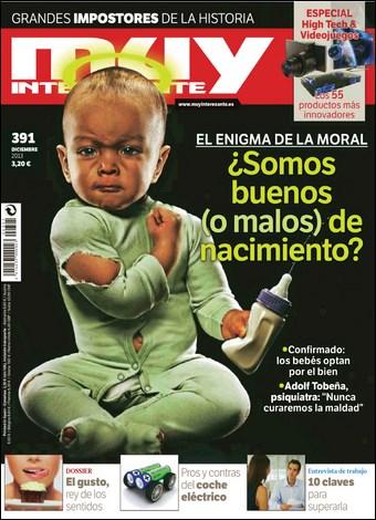 Revista Muy Interesante Diciembre 2013