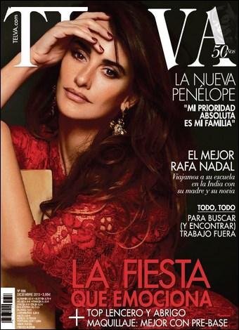 Revista TELVA - Diciembre 2013