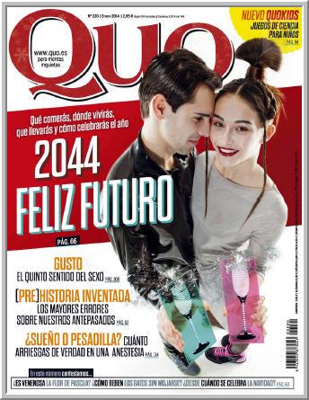Quo España – Enero 2014 / 2044 – Feliz Futuro