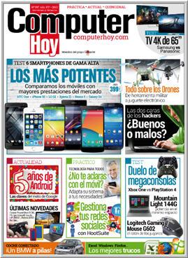 Computer Hoy N. 397 – Dic. 2013/SmartPhone de Gama Alta, Los mas potentes